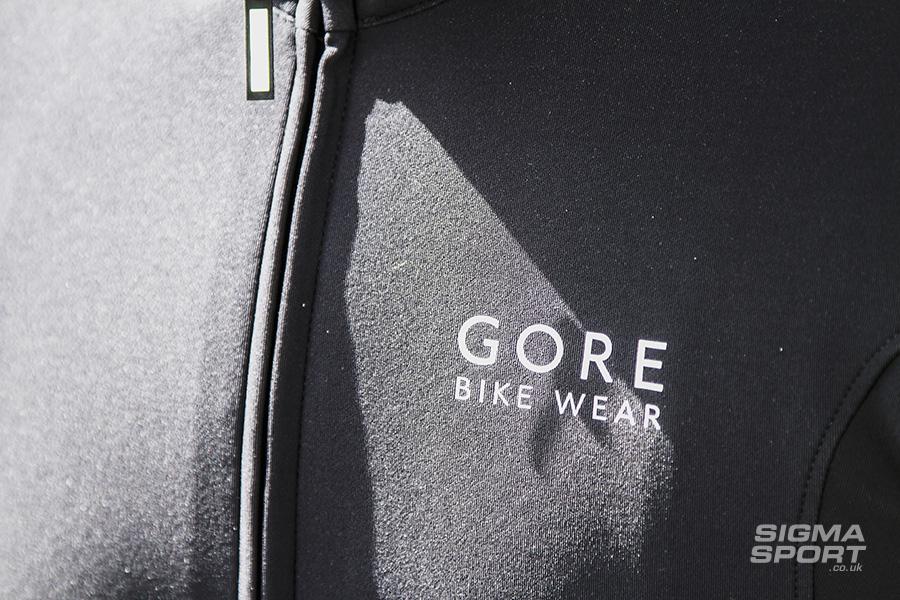 Gore Power Jersey logo