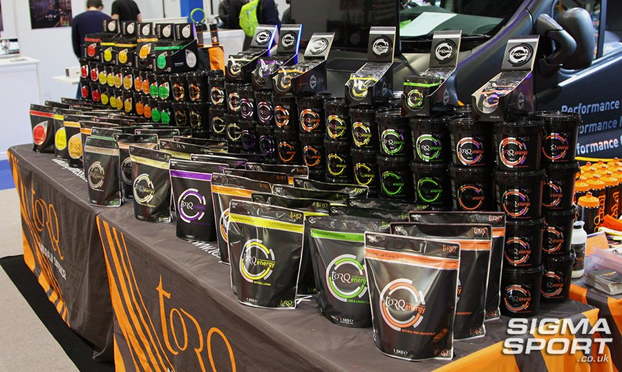 Torq Energy London Bike Show 2016