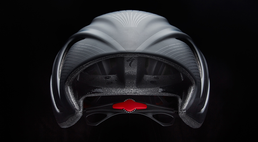 Specialized S-Works Evade Helmet dial