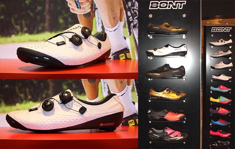 Core Bike 2015 Bont cycling shoes