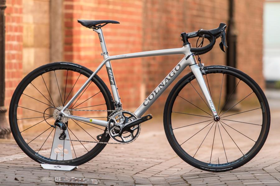 Colnago V1-R Review Bike