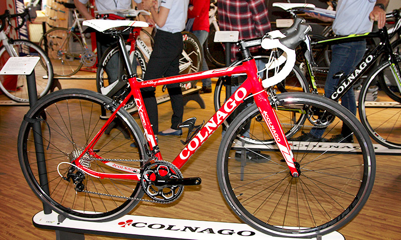 Core Bike 2015 Colnago CX Zero Alloy