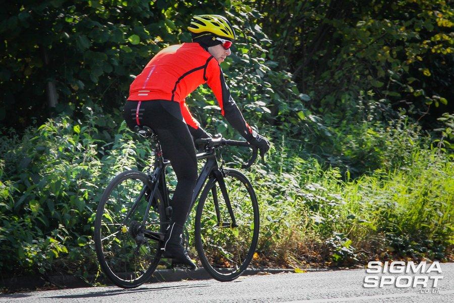 Sportful Fiandre Extreme NeoShell Jacket Rear