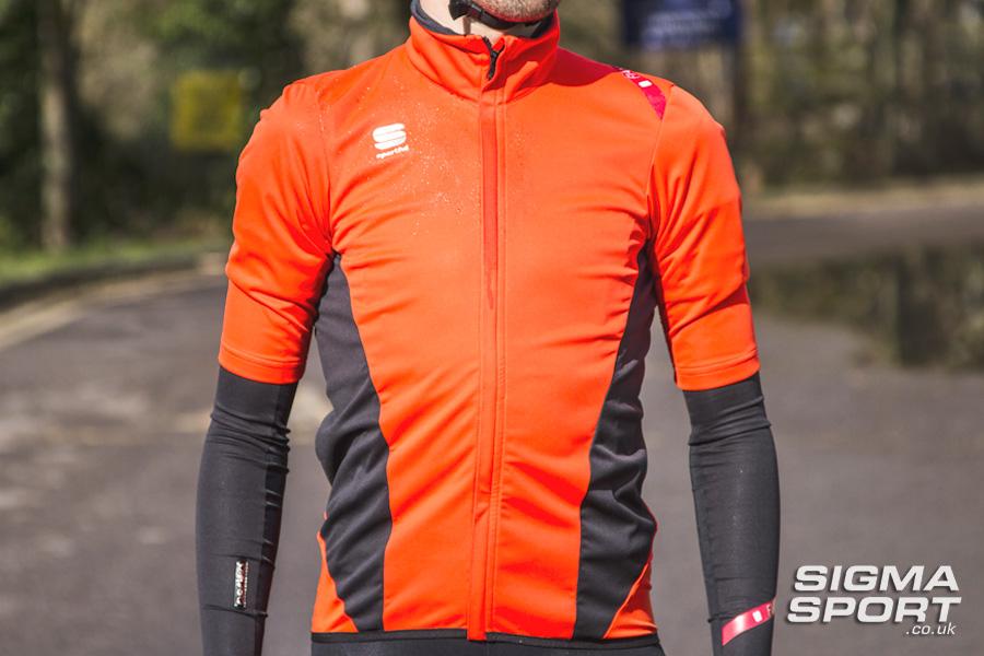 Sportful Fiandre Light NoRain Short Sleeve Jersey