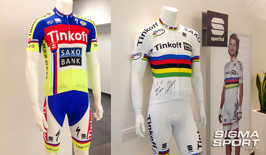Sportful Sagan Day Jerseys
