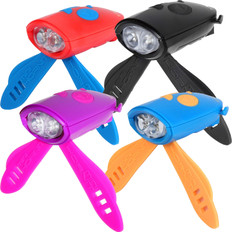 Hornit Mini Hornit Front Kids Bike Light with Horn