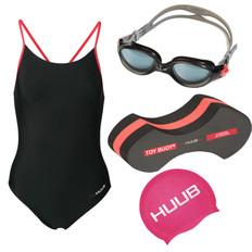 Huub Womens Swim Bundle Size 34