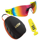 Lazer Accessories Bundle With Glasses, Helmet Pod And Helmet Lock