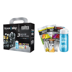 Science in Sport Team Sky 3 Hour Endurance Pack