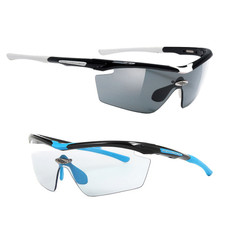 Rudy Project Genetyk Sunglasses with ImpactX 2 Black Lens