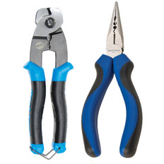 Park Tool CN10 Pro Cable, Housing Cutters and NP-6 Needle Nose Pliers