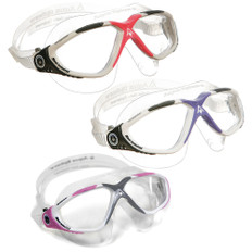 Aqua Sphere Vista Lady Goggles Clear