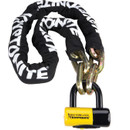 Kryptonite New York Fahgettaboudit Chain With NY Disc U-Lock