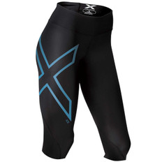 2XU ICE Mid Rise Womens 3/4 Compression Tights