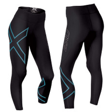 2XU Mid Rise Womens 7/8 Compression Tights