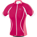 Gore Bike Wear Oxygen Full-Zip Womens Short Sleeve Jersey