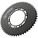 Rotor Qarbon Q-Ring BCD 110 Outer Aero Chainring