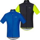 Gore Bike Wear Power Windstopper Soft Shell Short Sleeve Jersey