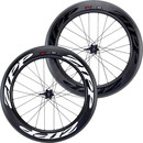 Zipp 808 Firecrest Carbon Clincher Rear Wheel 24 Spoke 2016