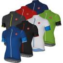 Castelli Entrata 2 Full-Zip Short Sleeve Jersey