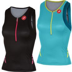 Castelli Free Womens Sleeveless Tri Top