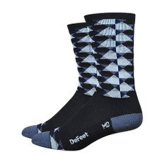 DeFeet Aireator High Ball Hi-Top 6 Inch Socks
