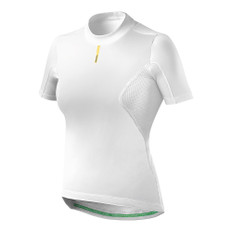 Mavic Wind Ride Short Sleeve Womens Base Layer