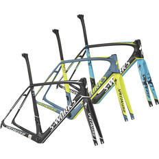 Specialized S-Works Tarmac Team Frameset 2017