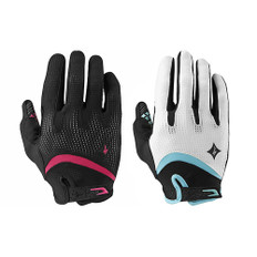 Specialized Womens Gel Wiretap Long Finger Glove