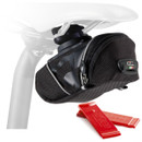 SciCon Hipo 550 Saddle Bag With Tyre Levers