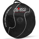 SciCon Padded Single Wheel Bag With External Shield
