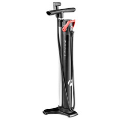 Bontrager Tubeless Ready Flash Charger Track Floor Pump