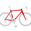 Colnago C60 Italia Dual Routed Road Frameset 2016 (Sloping Geometry)