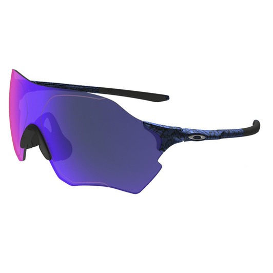 Oakley EVZero Range Sunglasses With Positive Red Iridium Lens