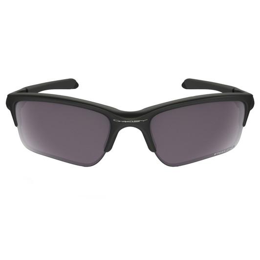 bdbd48054f Oakley Quarter Jacket Polished Black   Prizm Deep Water Polarized Oakley Quarter  Jacket Kids Sunglasses with Prizm Daily Polarized Lens