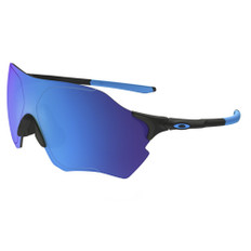 Oakley EVZero Range Sunglasses with Sapphire Iridium Polarized Lens