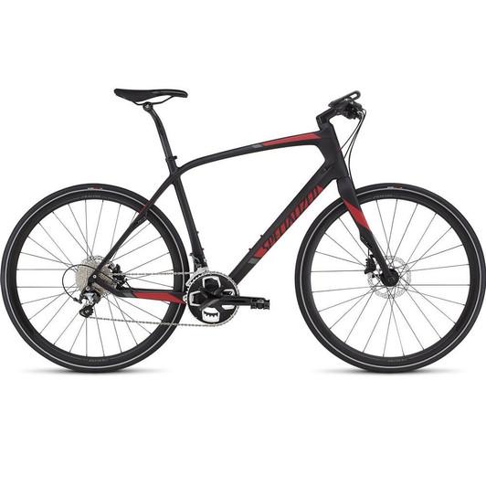specialized sirrus comp carbon hybrid bike 2016