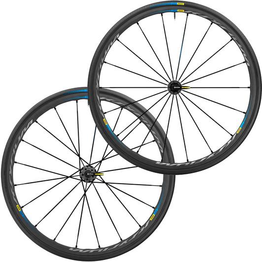 Mavic haute route ksyrium pro exalith 25mm alloy clincher for Haute wheels