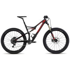 Specialized Stumpjumper FSR Expert Carbon 6Fattie Mountain Bike 2016