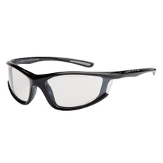 Northwave Predator Glasses Shiny Black/Clear Lens