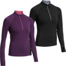 Icebreaker Zone Half Zip Long Sleeve Womens Base Layer