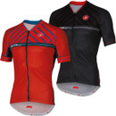 Castelli Scotta Full Zip Short Sleeve Jersey