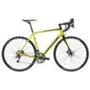 Cannondale Synapse SM Ultegra Disc Road Bike 2016 Neon Yellow