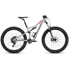 Specialized Rhyme Expert Carbon 6Fattie Womens Mountain Bike 2017