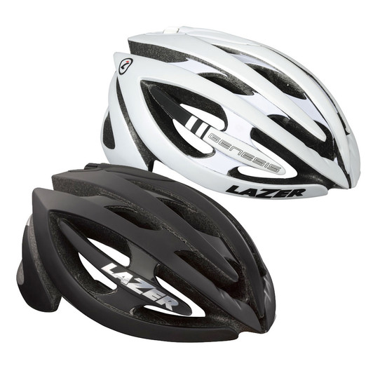 Lazer Genesis LifeBEAM Heart Rate Monitor Helmet