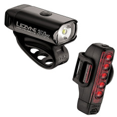 Lezyne Hecto Drive 350XL/Strip Drive Light Set