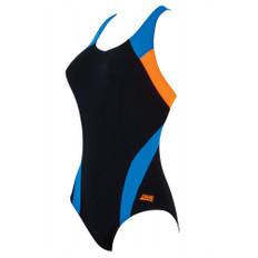 Zoggs Miami X-Back Swim Costume