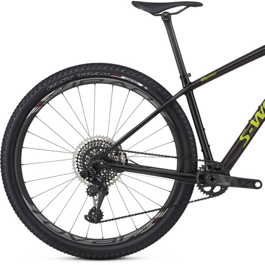 specialized s works epic hardtail wc disc womens mountain. Black Bedroom Furniture Sets. Home Design Ideas