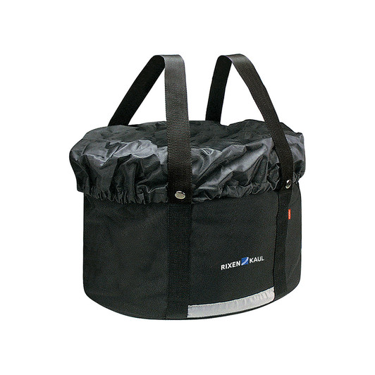 Rixen & Kaul Shopper Plus Handlebar Bag - Black