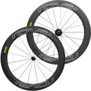 Roval CLX 64 Carbon Clincher Wheelset - White Decals
